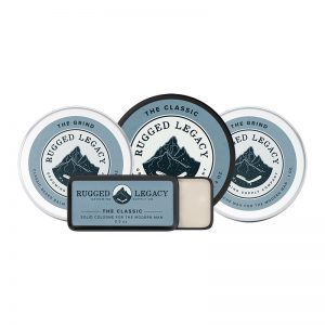 The Businessman Men S Grooming Kit The Classic Mens Solid Cologne The Classic Hair Pomade The Grind Beard Balm The Grind Mustache Wax Rugged Legacy Grooming Supply Co